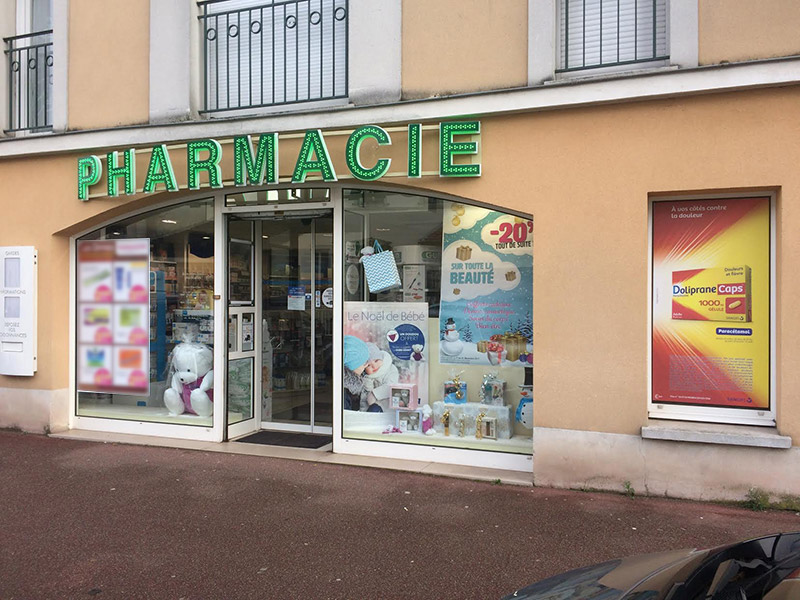 Pharmacie DEUMIER